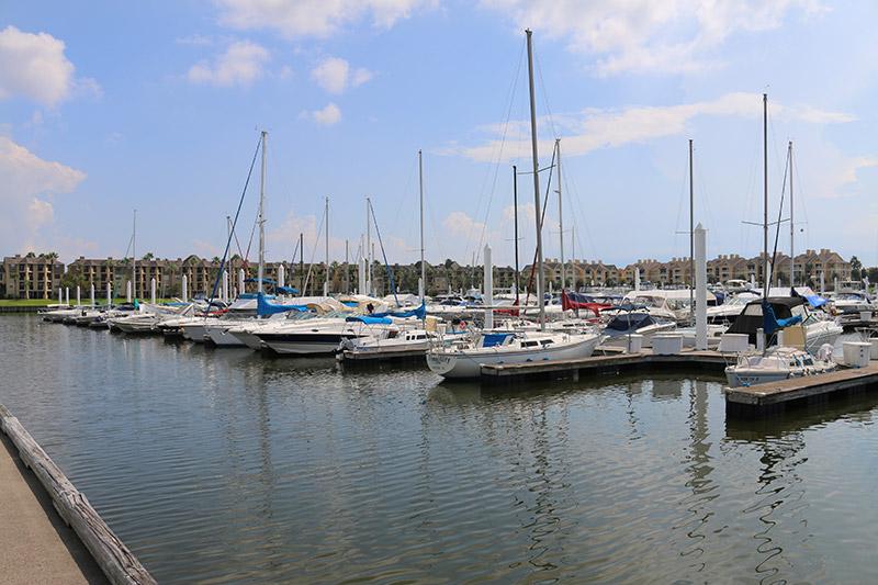 South Shore Harbour Marina
