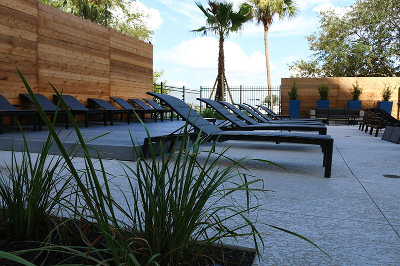 Oasis Pool & Bar