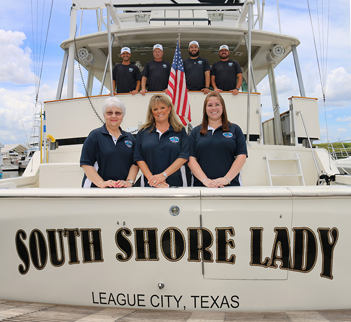 South Shore Harbour Marina Staff