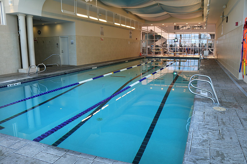 Fitness Center: Pool