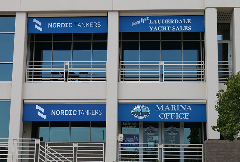 South Shore Harbour Marina Office
